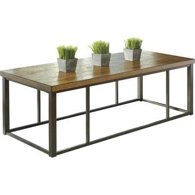 Branslien Coffee Table by Signature Design by Ashley - Wayfair