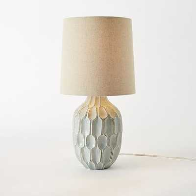 Linework Table Lamp - West Elm