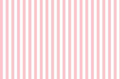 Pink & White Stripe Wallpaper - Spoonflower