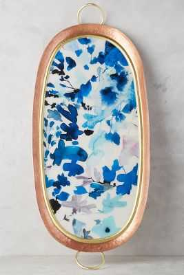 Morning Bouquet Tray - Anthropologie