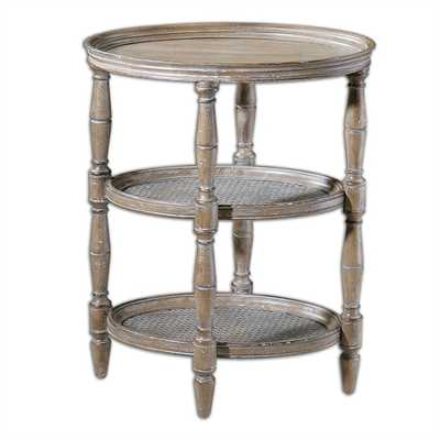 Kendellen, Accent Table - Hudsonhill Foundry