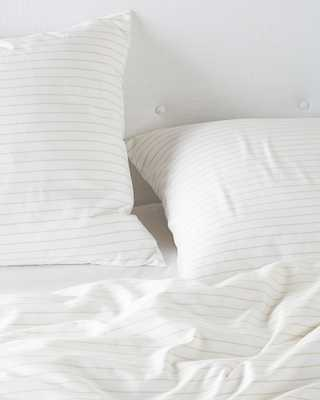 Percy Stripe Duvet Cover & Sham - Serena and Lily