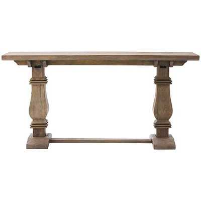 ALDRIDGE CONSOLE TABLE - Antique gray - Home Decorators