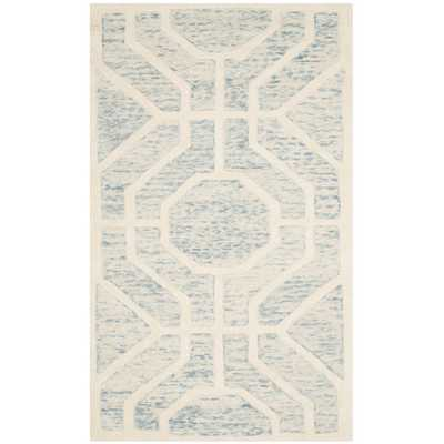 Cambridge Hand Tufted Area Rug - 8' x 10' - AllModern