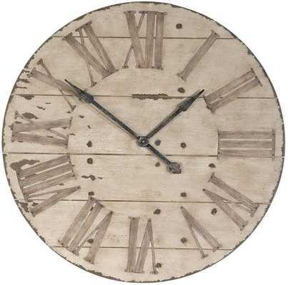 HARRINGTON CLOCK - Home Decorators