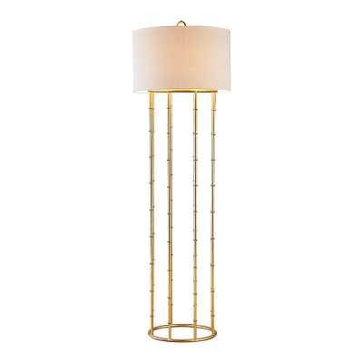 Brunei 1 Light Floor Lamp - Rosen Studio
