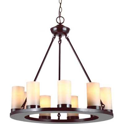 Sea Gull Lighting - 31587-710 - Ellington - Nine Light Chandelier - 1stoplighting.com