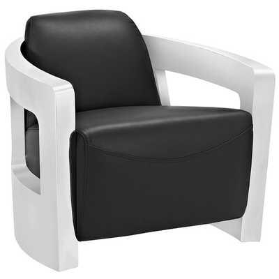 Trip Lounge Chair by Modway - black - AllModern