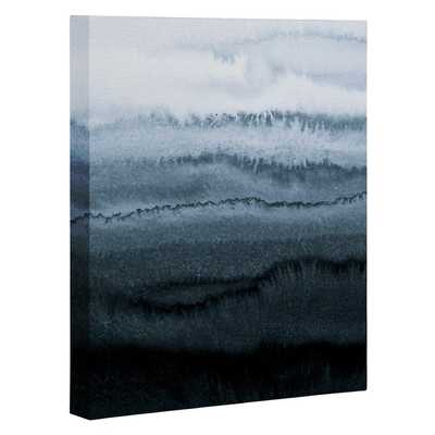 """WITHIN THE TIDES Art Canvas - 24"""" x 30"""" - Unframed - Wander Print Co."""