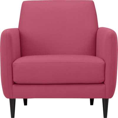 Parlour chair - tess fuschia - CB2