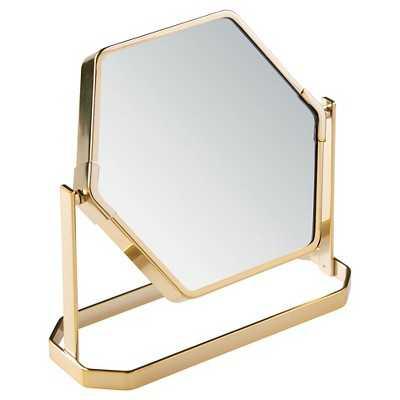 "Nate Berkusâ""¢ Mirror - Gold - Target"