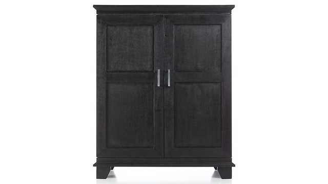 Grantham Bar Cabinet - Crate and Barrel