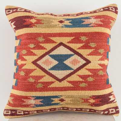 "Lodge Throw Pillow- 18''x 18""-Polyester/Polyfill - Wayfair"