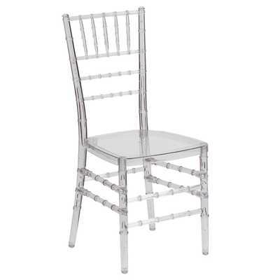Clear Chiavari Chair - Overstock