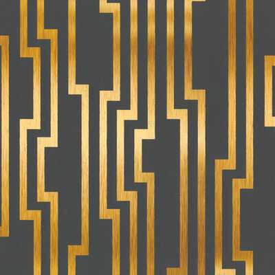 Candice Olson Shimmering Details Abstract Foiled Wallpaper - Wayfair