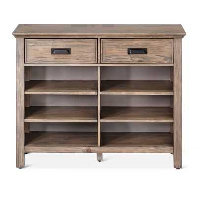 "Gilford Rustic Sideboard with Drawers - Thresholdâ""¢ - Target"