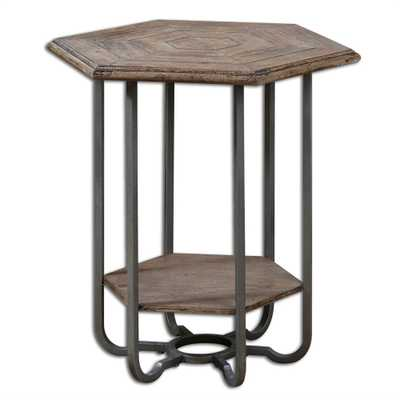 Mayson, Accent Table - Hudsonhill Foundry