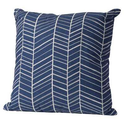 """Pillow Cover-18"""" H x 18"""" W x 4"""" D-No insert - AllModern"""