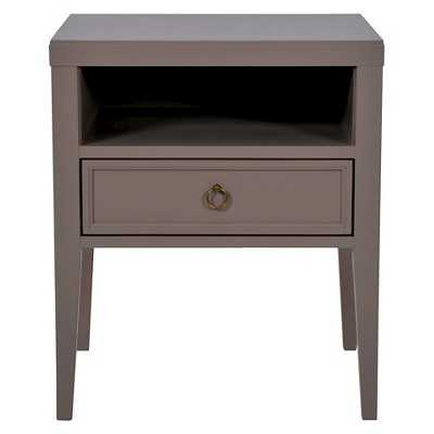 "Riva End Table Painted Gray - Thresholdâ""¢ - Target"