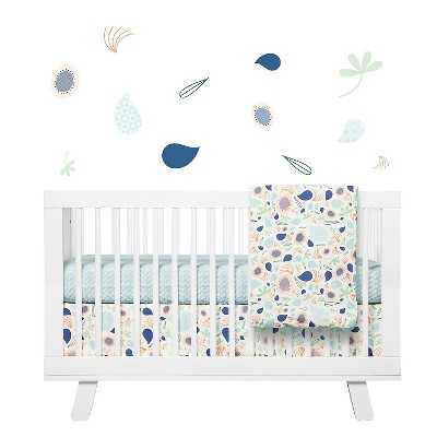 Babyletto Fleeting Flora Crib Skirt - Target