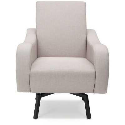 Delta Children Lux Swivel Chair - Cool Grey - Target