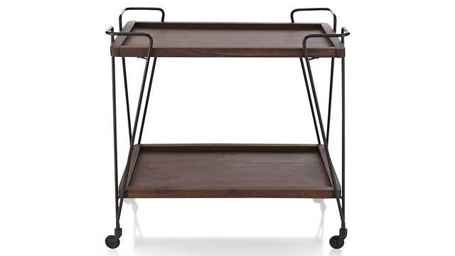 Prost Bar Cart - Crate and Barrel