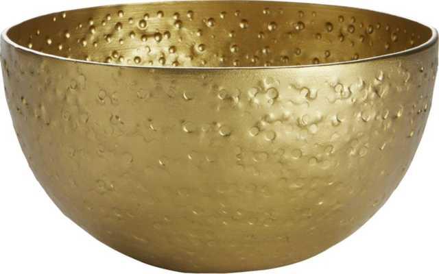 Stipple medium bowl - CB2