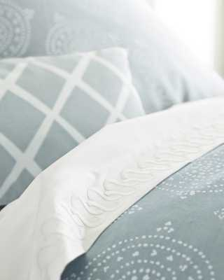 Lune Linen Duvet Cover & Sham - Serena and Lily