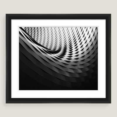 "Architects Curve Framed Shadowbox Wall Art - 22'75""x18'75"" - World Market/Cost Plus"