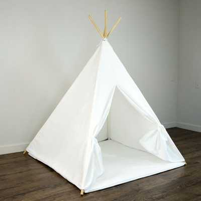 Kids Play Teepee Tent and Play Mat - Etsy