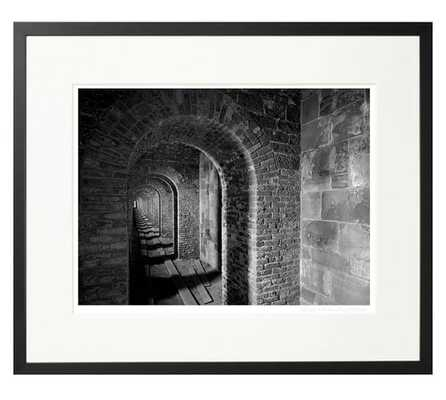 Archway Architecture - 2008 - 26x22, Framed - Pottery Barn