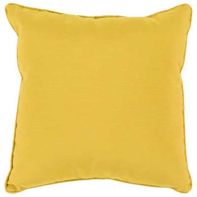 "Polyester Throw Pillow - 16"" x 16"" - Polyester fill - AllModern"