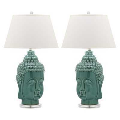 Safavieh Serenity Portofino Lamp (Set Of 2) - Target
