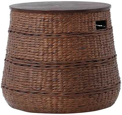 KERALA STORAGE END TABLE - Home Decorators
