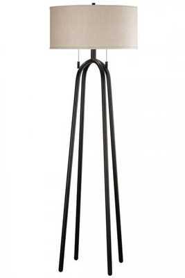 Quadratic Floor Lamp - Home Decorators