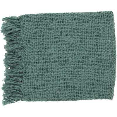 Mabel Throw Blanket - Wayfair