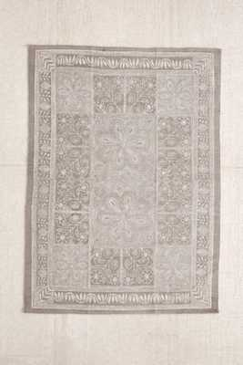 Plum & Bow Margarita Stitch Mark Printed Rug - 5' x 7' - Urban Outfitters