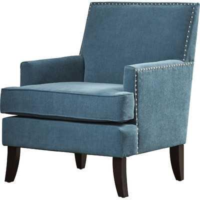 Aldwick Arm Chair - Blueberry - Wayfair