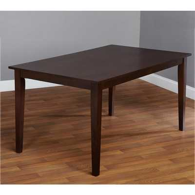 Simple Living Havana Carson Large Dining Table - Overstock