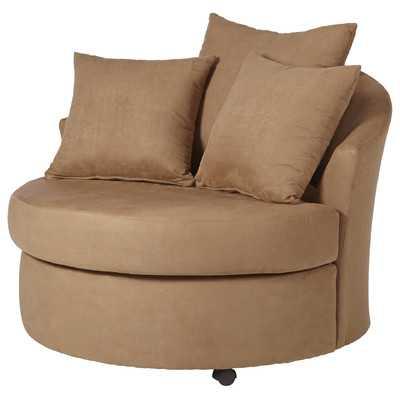 Doty Barrel Side Chair - Wayfair