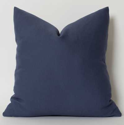 Navy Pillows Decorative Throw Pillow Cover - 18x18 Insert sold separately - Etsy