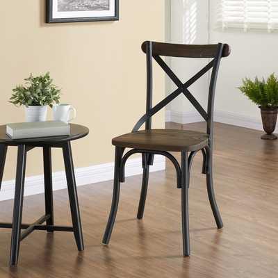 Fargo Industrial Dining Chair - Overstock
