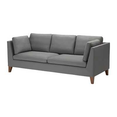 STOCKHOLM Sofa-Rostanga gray - Ikea