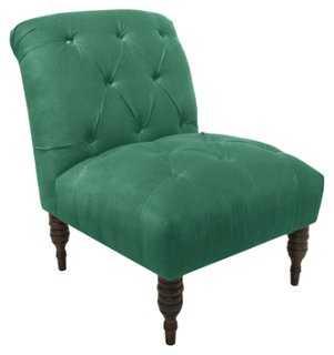 Eloise Slipper Chair - One Kings Lane