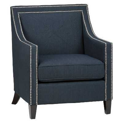 Luca Club Chair - Navy - Target