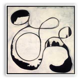 """Linda Colletta, Beige I - 40'' x 40"""" - framed - One Kings Lane"""