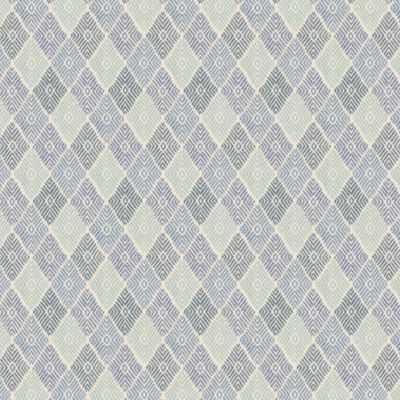 GLOBETROTTER - BLUEBERRY - Loom Decor