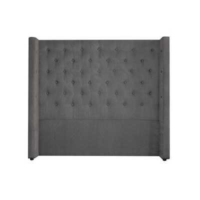 Bren Upholstered Headboard-King - Wayfair