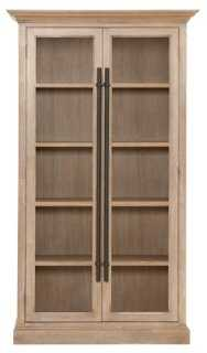 "Vessey 77"" Cabinet, Weathered Natural - One Kings Lane"