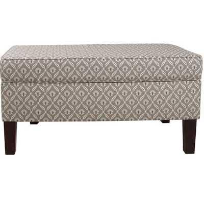 Clover Upholstered Storage Bedroom Bench - AllModern